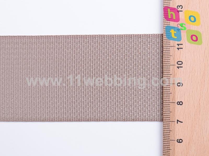 Customized Safety Belt 4.8cm Nylon Seat Belt Webbing
