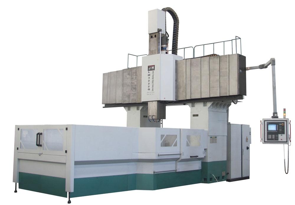 CNC Gantry Type Machining Center (LM1816Q Series)