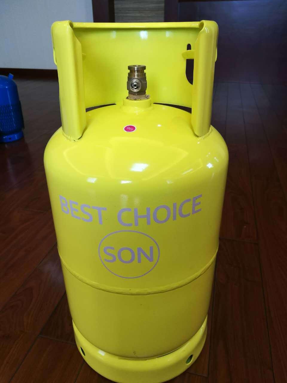 Steel LPG Gas & Tank Cylinder-13kg