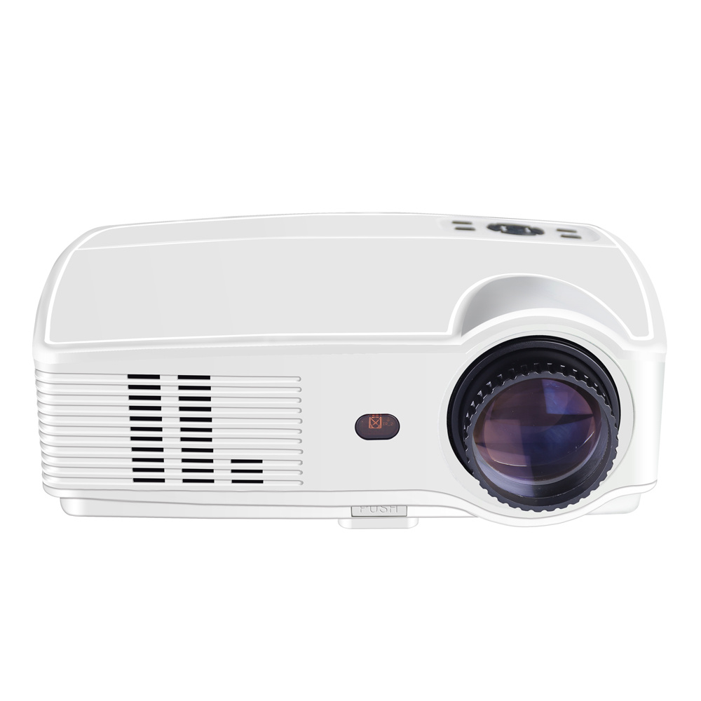 LED Projector with 3500 Lumens 1280*800 Full HD Video