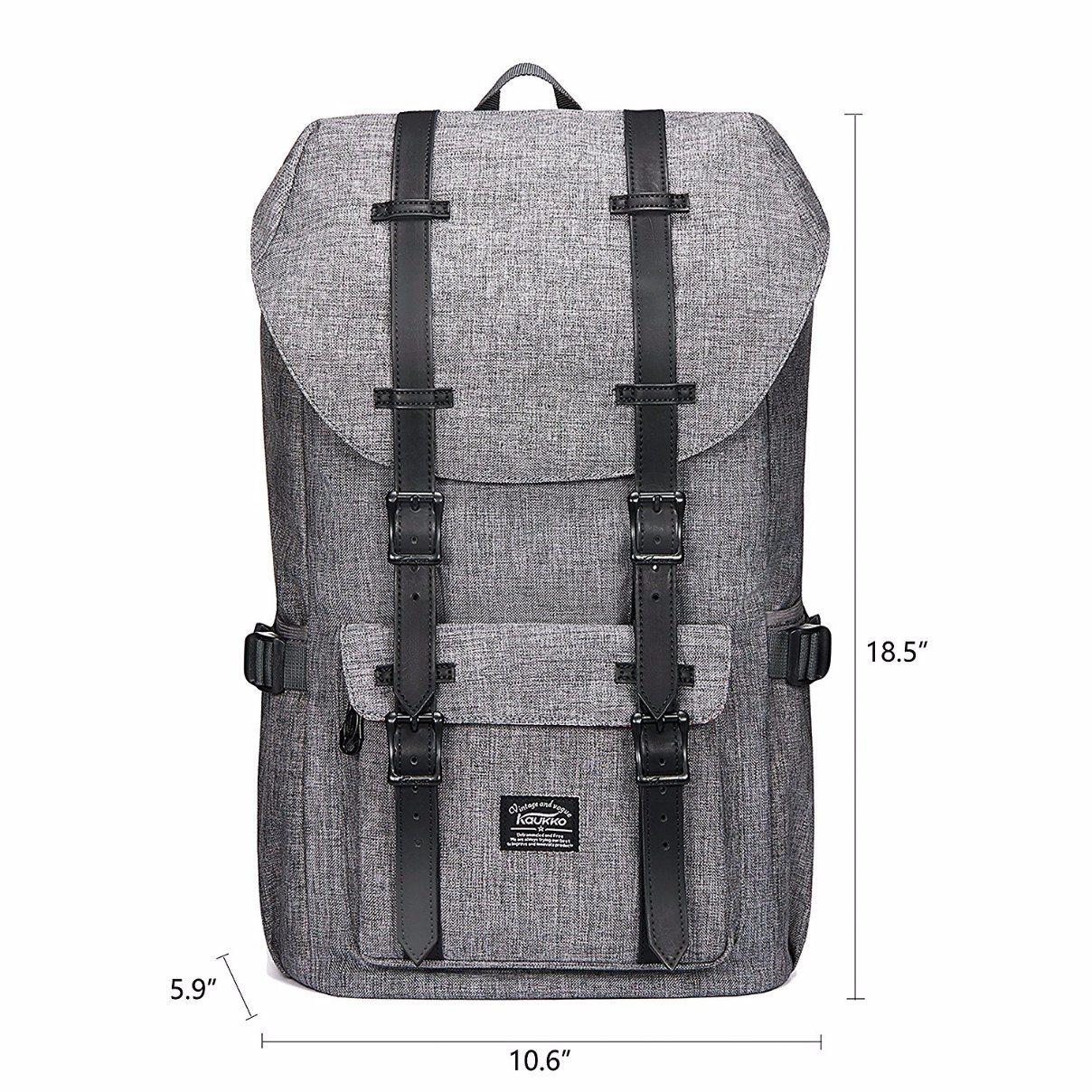 Laptop Outdoor Travel Hiking Camping Casual Large College School Herschel Rucksack/Backpack