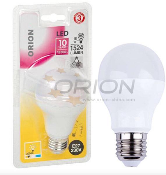 High Quality A60 10W E27 LED Bulb
