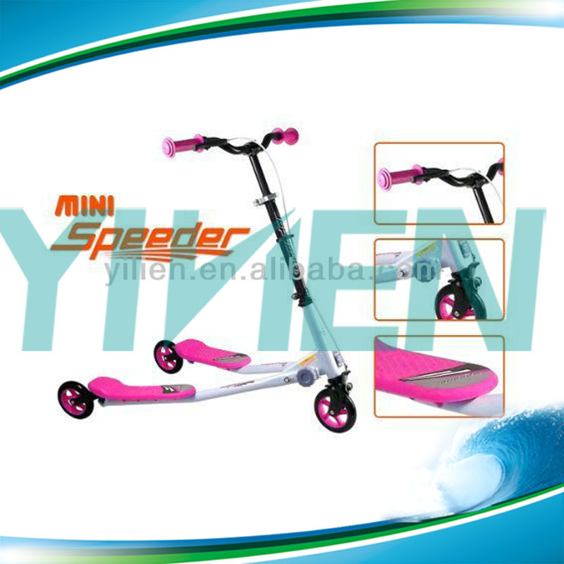 Three Wheel Speeder Scooter Adult 3 Wheel Kick Scooter for Sale