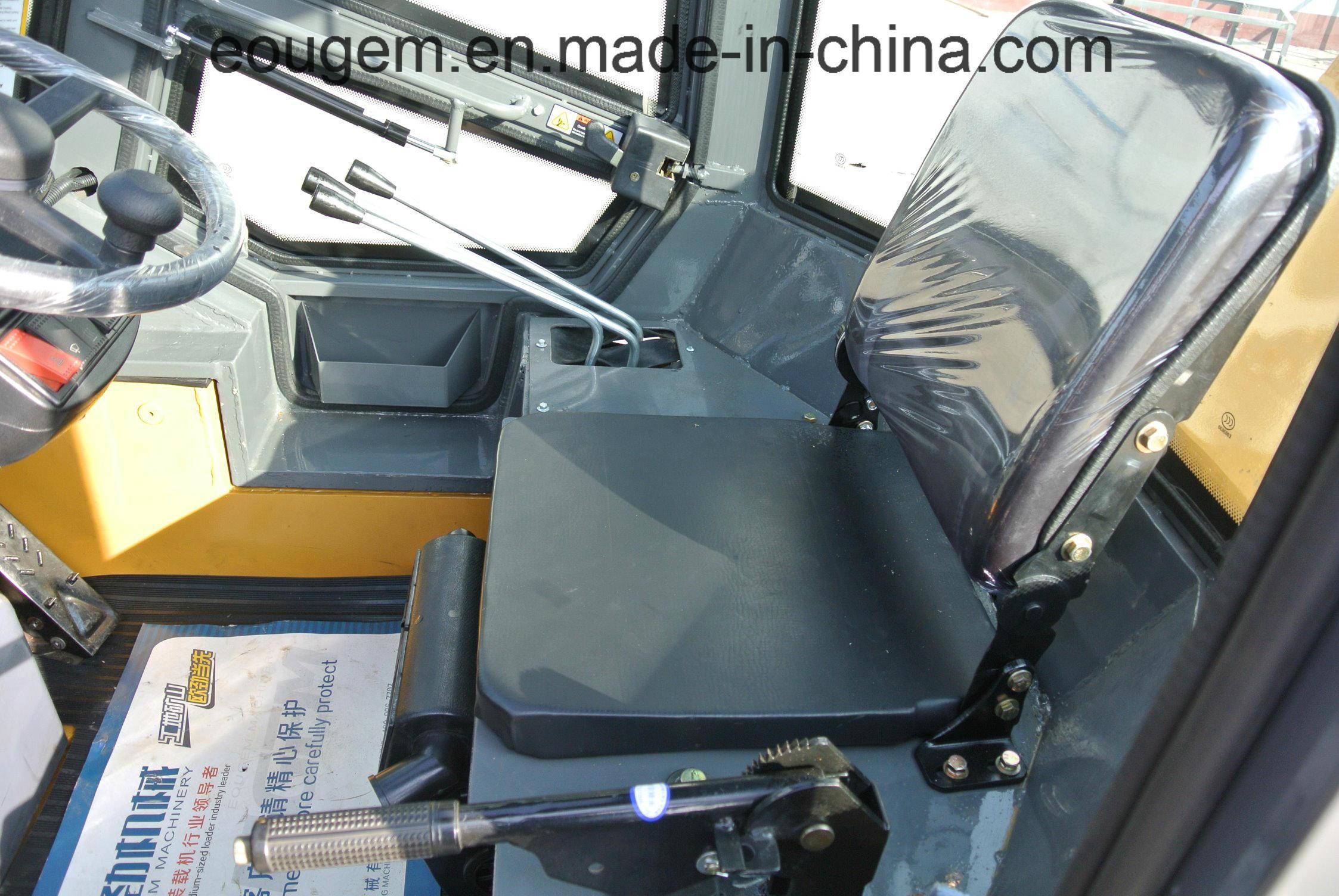 Rough Terrain Forklift 3.5 Ton Capacity Forklift