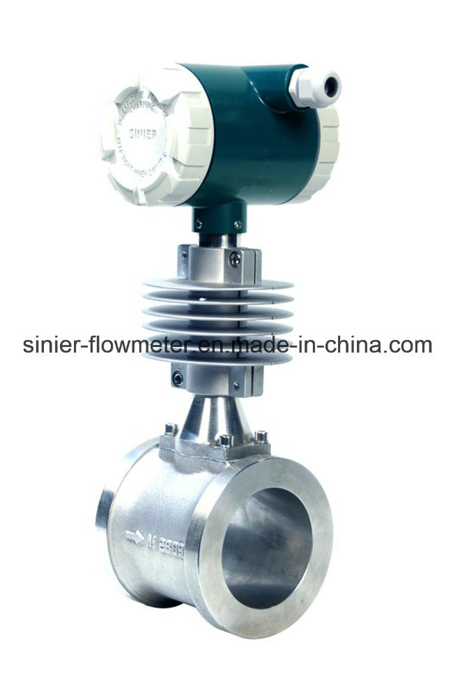 Vortex Flow Meter for Gas/Steam/Liquid