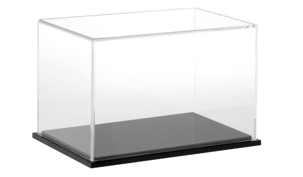 Customize Transparent Color Acrylic Souvenir Display Box