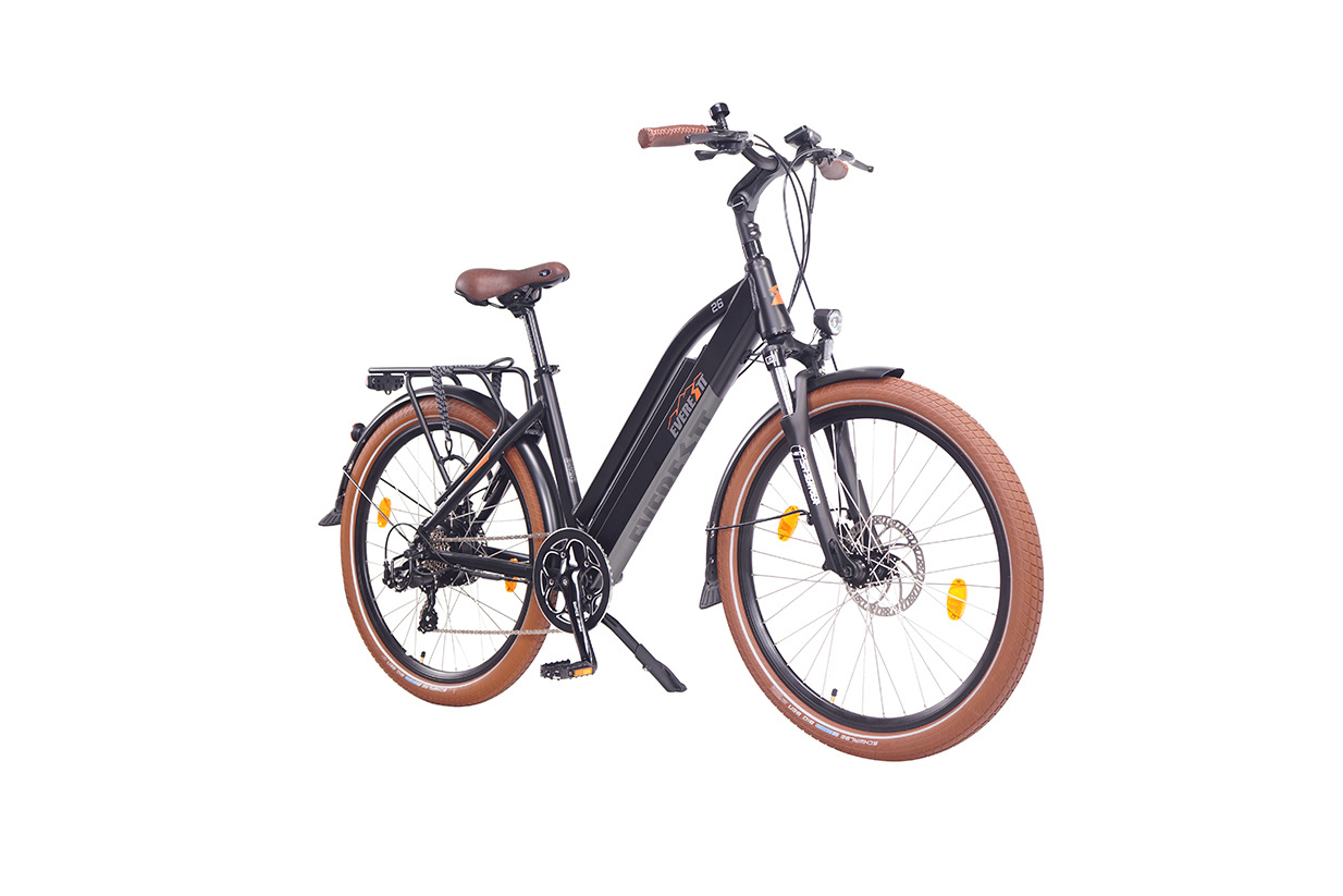 """26"""" City Lady Trekking Electric Bike/Bicycle/Scooter Ui5-600-L Ce"""