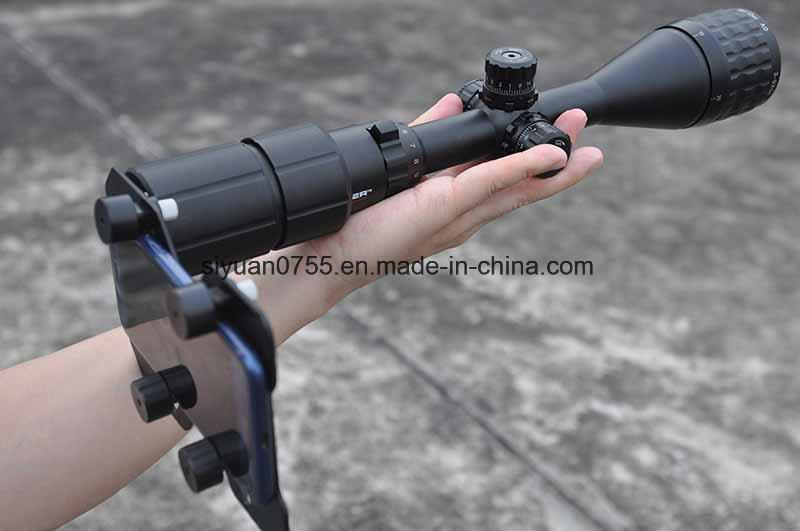 Adapter Holder for Mobile Phone Spotting Scope Telescope Microscope Binocular Monocular