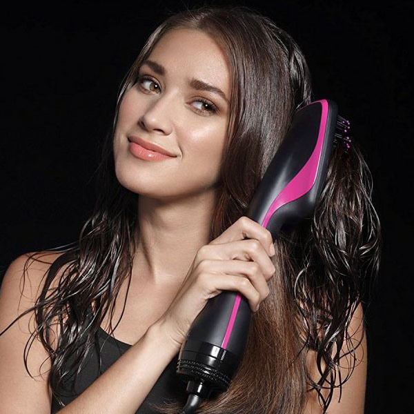 New 2017 Hot Sale Hair Brush Dryer Styler