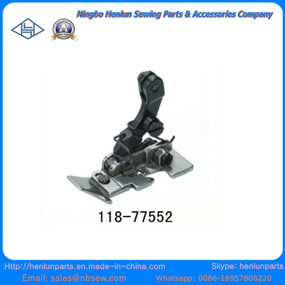 Sewing Machine Parts of Presser Foot (118-77552)