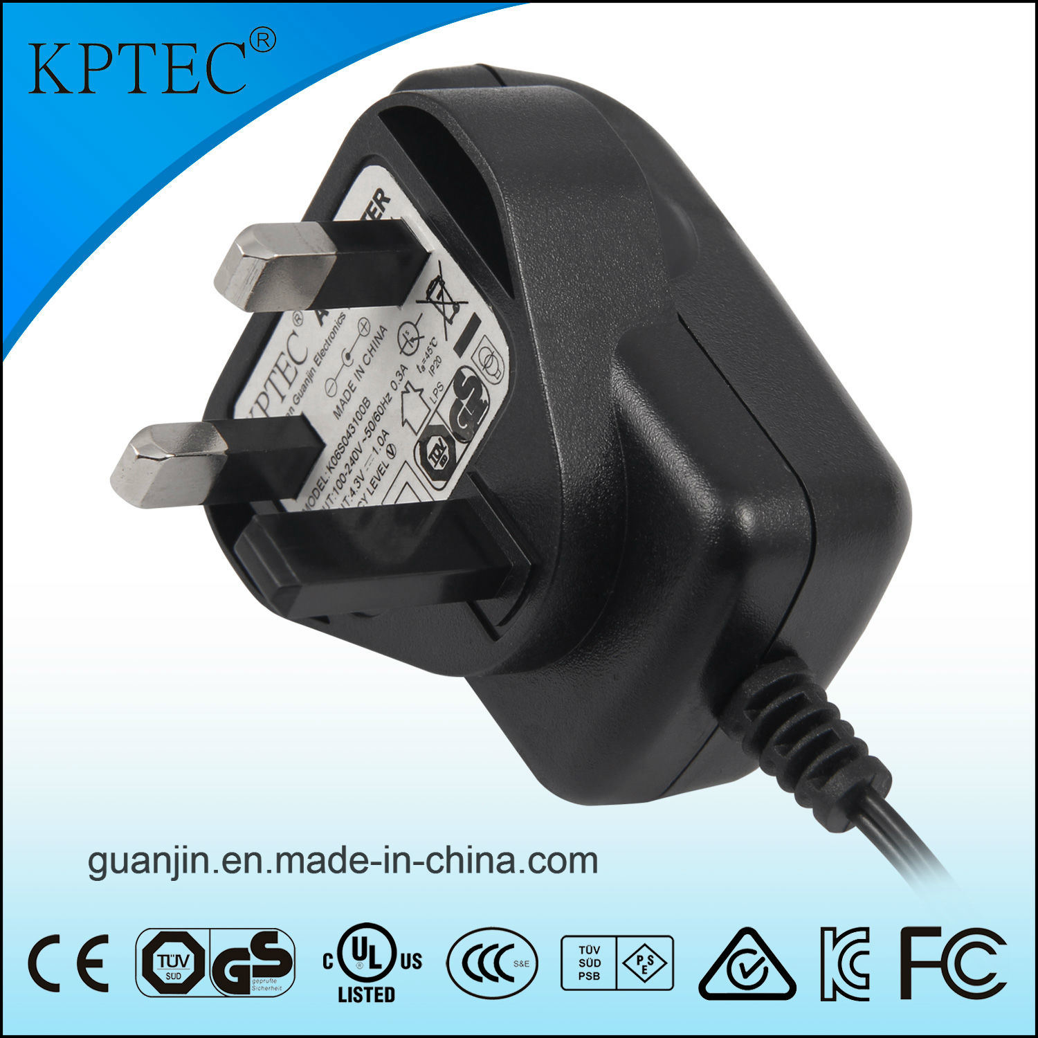 Guanjin Power Supply with Ce for Robot Cleaner