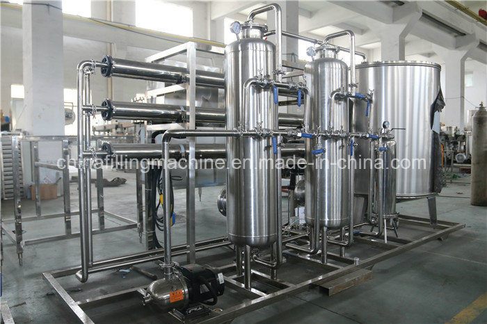 Automatic Water Purifier Treatment Equipment with PLC Control