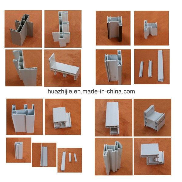 Plastic Window Frame PVC Profiles for Window and Door