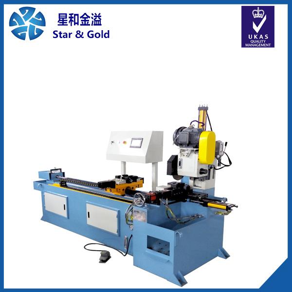 Aluminum Pipe Cutting Machine