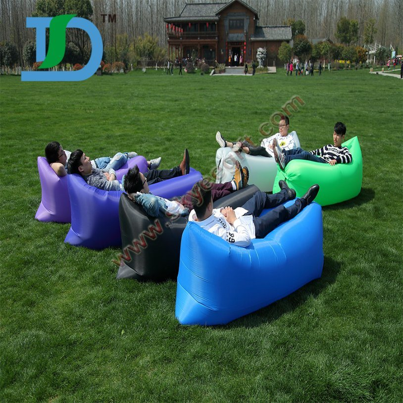 Fashion Fast Air Lounger Sofa for Traveling Camping