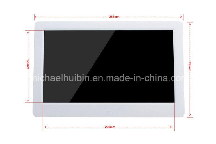 Custom Design 10inch TFT LCD Adertising Digital Photo Frame (HB-DPF1005)