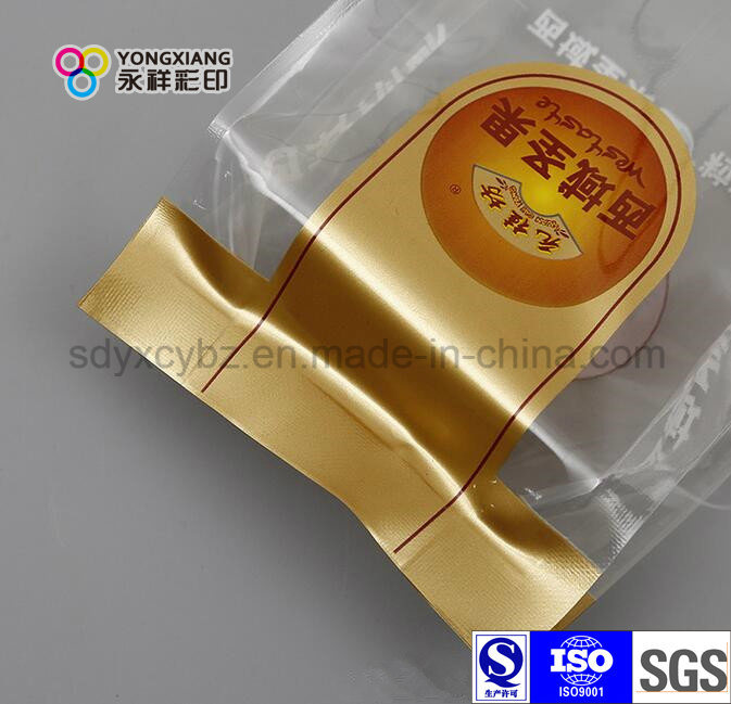 Snack Food Side Gusset Plastic Packaging