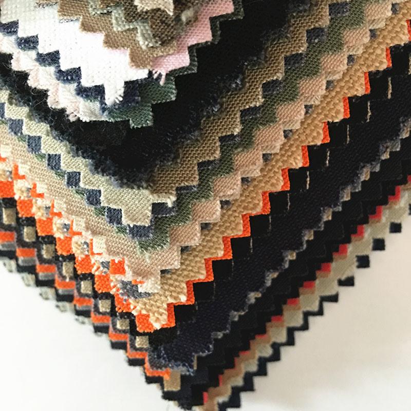 100% Cotton Fr Fabric for Workwear/Sofa/Curtain/Uniform