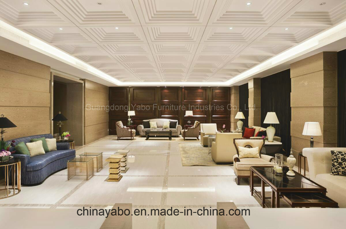 China Five Star Hotel Modern Lobby Furniture Photos