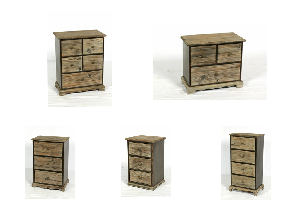 Antique Wood Floor Cabinet Store Display Retro Kitchen Cabinets