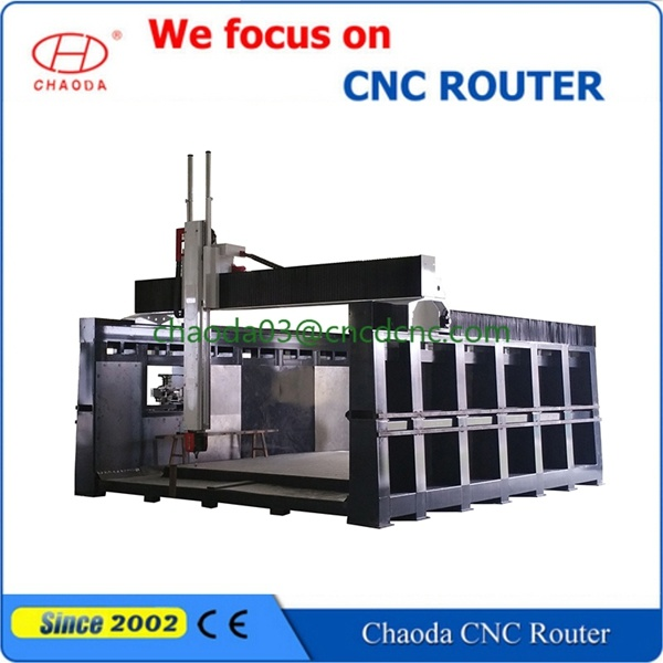 Jc-5axis Large CNC Machines for Props Sculptures Mould