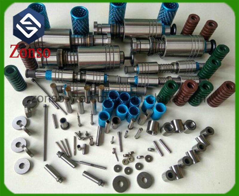 Mold Parts Progressive Die Components plastic Mold Parts