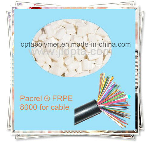 Pacrel Flame Retardant Material TPE for Cable Sheath Insulation