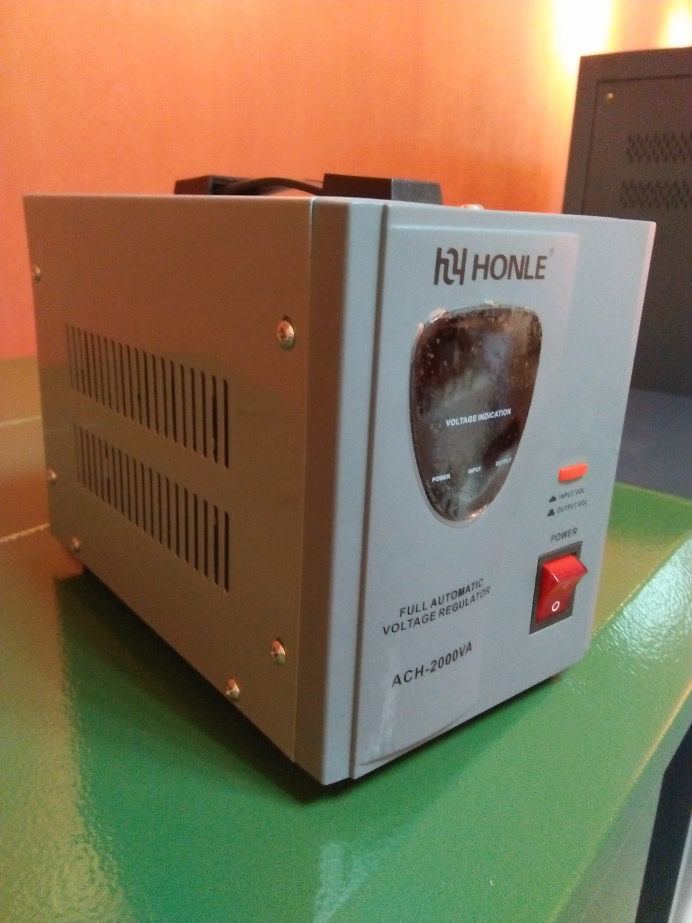 Ach Series Relay Type AC Home Used Voltage Stabilizer