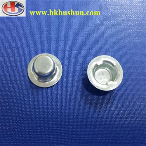 Stamping Sheet Nickel Plating Spring Contact (HS-BC-036)