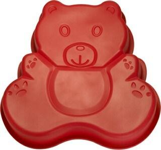 Silicone Bear Cake Pan & Cake Mould &Bakeware FDA/LFGB (SY1513)