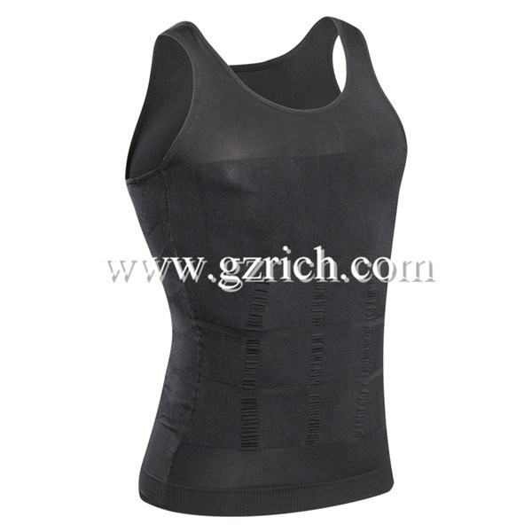 Mens Slimming Body Shaper Vest