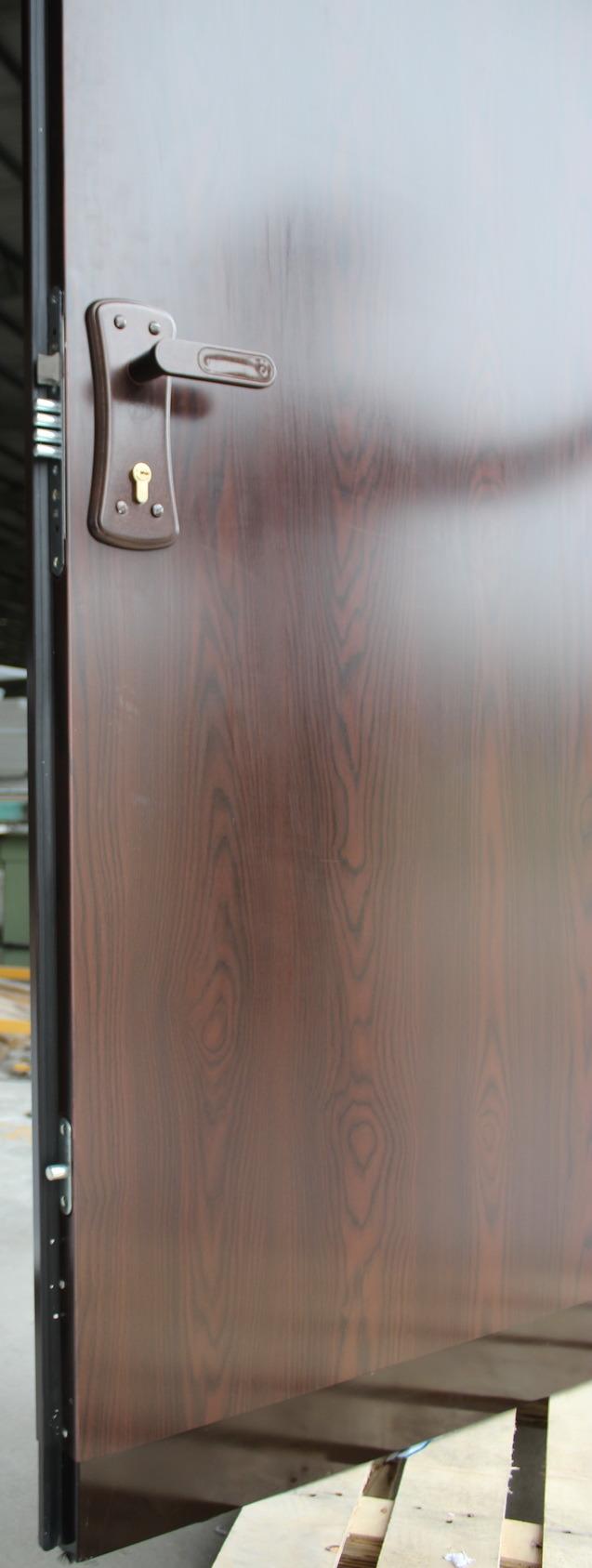 High Quality Residential Bullet Proof Steel Security Door