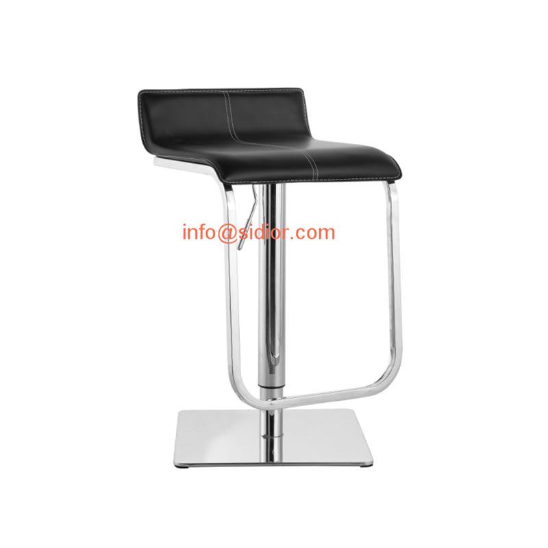 (SD-4412) Modern Hotel Restaurant Club Furniture Wooden High Barstool Chair Bar Chair