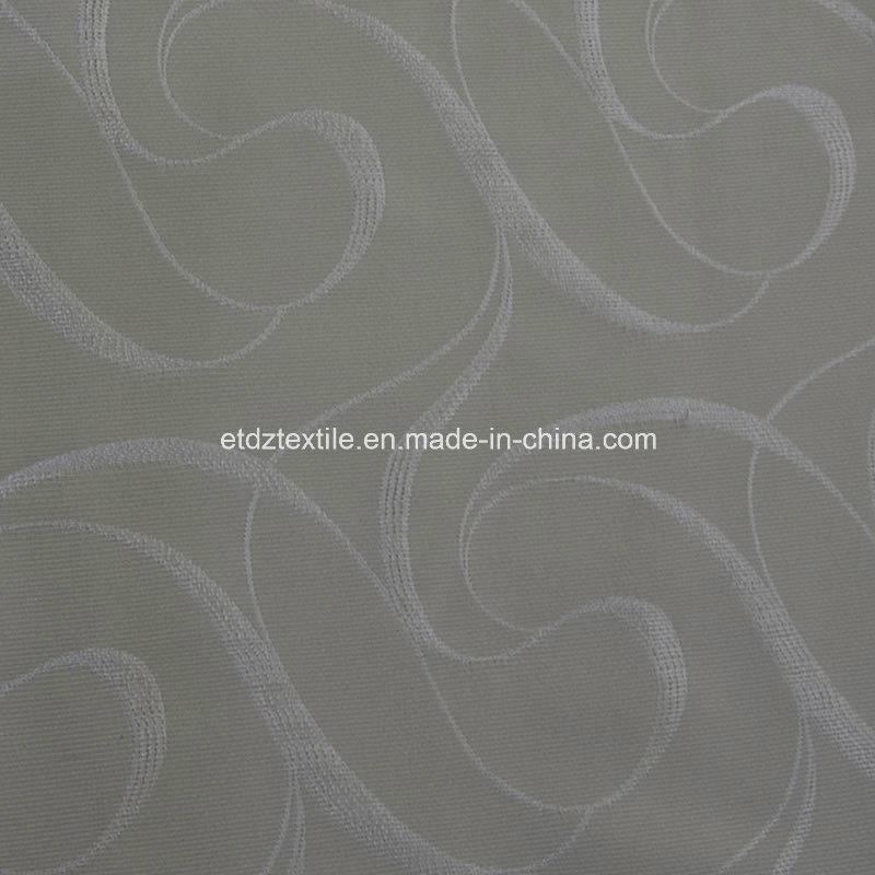 New 100% Polyester Shrinkage Jacquard Window Curtain