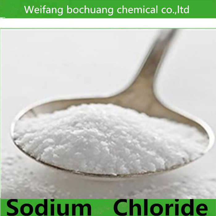 Manufacturer Supply Sodium Chloride Industrial Salt