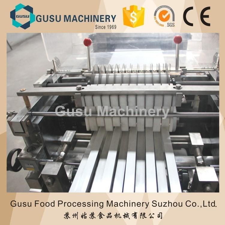 SGS Cetified Snack Food Gusu Granola Candy Bar Forming Cutting Machine