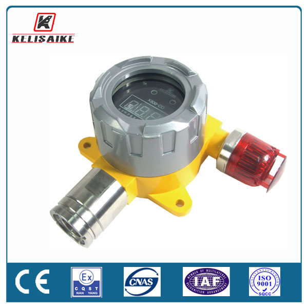 Industrial Gas Detector Factory Gas Safety Monitoring Cl2, So2 Gas Leak Detector