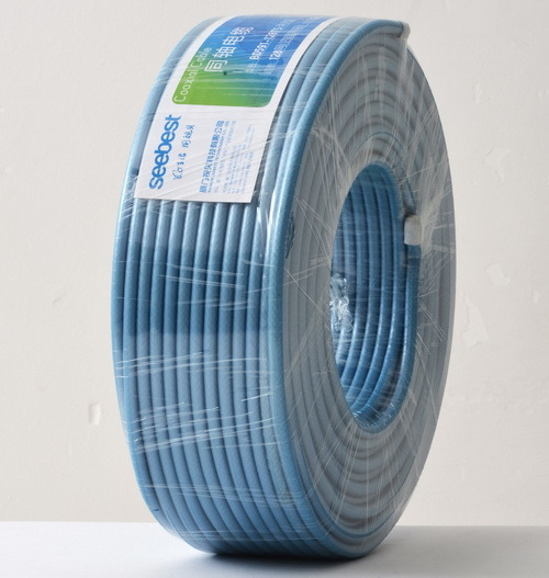 High Quality Electrical Cable, CATV Coaxial Cable