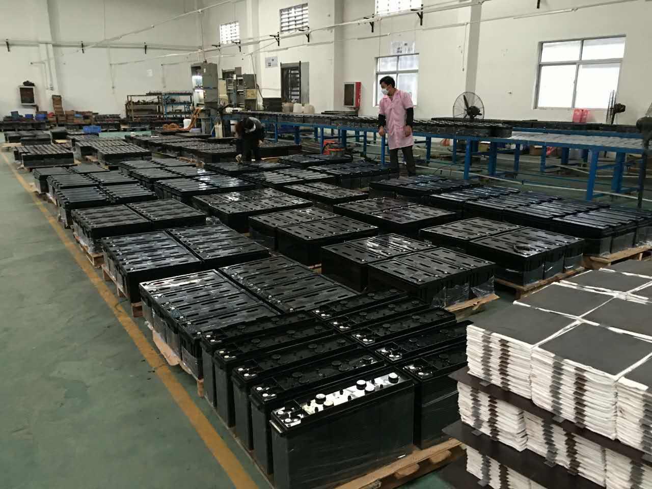 Maintenance Free 12V 100ah VRLA Sealed Lead Aicd UPS Battery