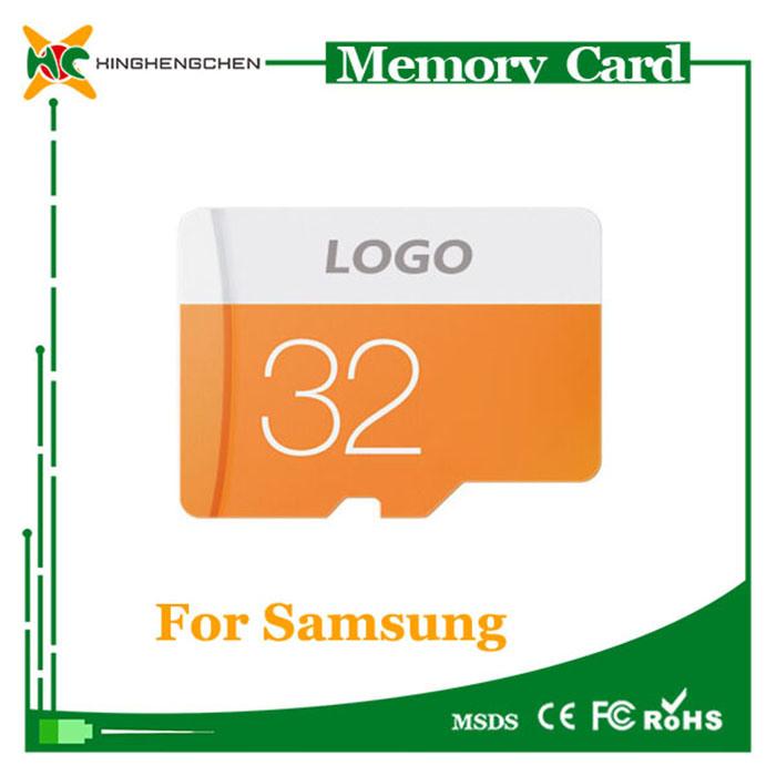 Full Capacity 2GB 4GB 8GB 16GB 32GB 64GB Micro SD Memory Card for Samsung Mobile Phone
