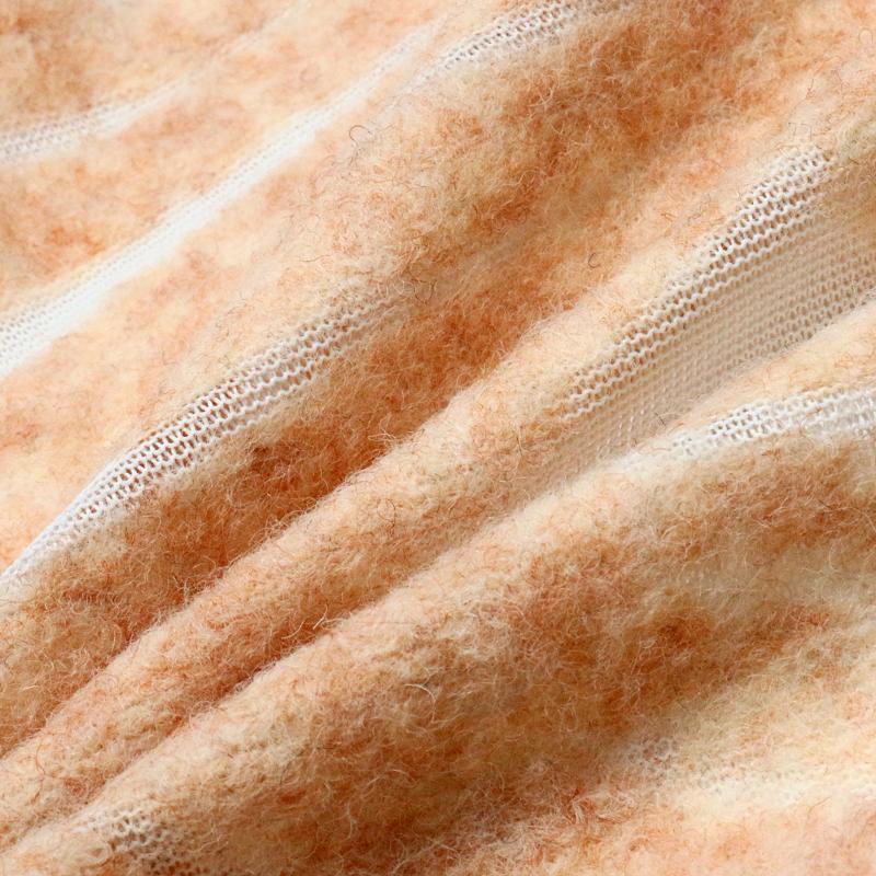Light Fashion Woolen Fabric for Garment