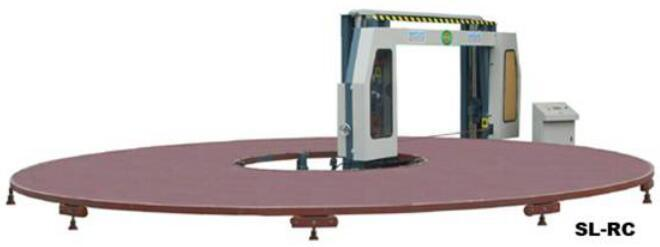 Computerized Circle Cutting Machine Mattress Machinery