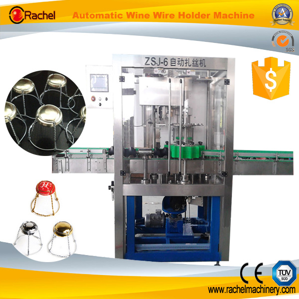Sparkling Wine Champagne Capping Machine