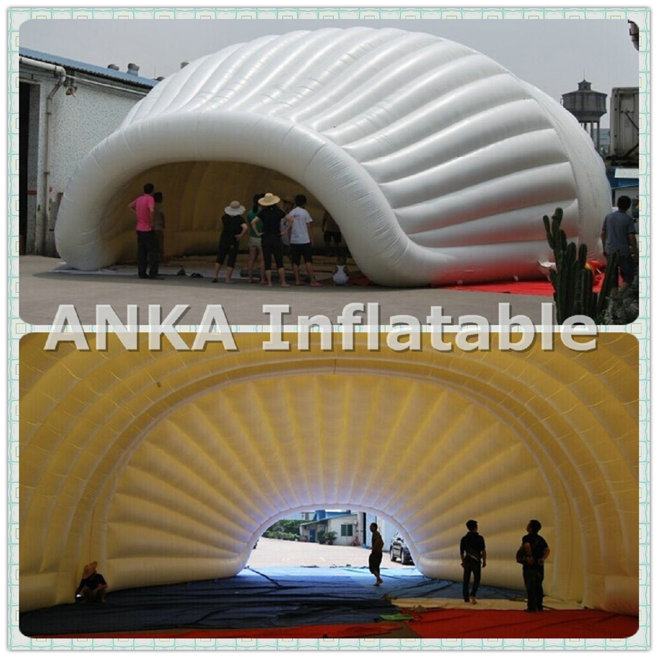 Popular Wedding Party Shell Tent for Hot Sale