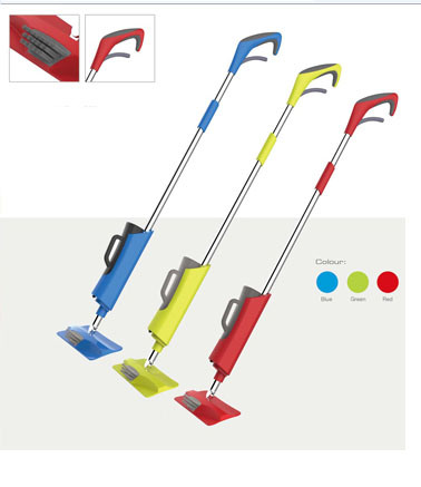2015 New Spray Mop with Brush