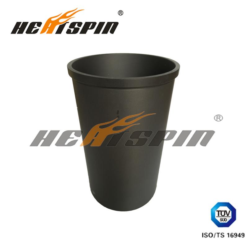 Cylinder Liner/Sleeve 6D16 Me071224/1225 Black Cololr for Mitsubishi Hot Sale Engine