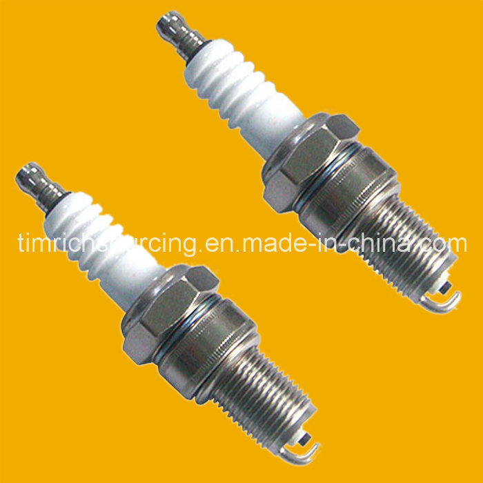 OEM Motorcycle Spare Parts for Motorcycle Spark Plug