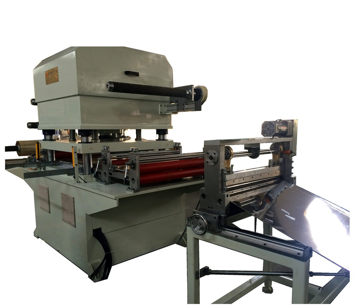 EVA Foam/ PU / Pet Hydraulic Die Cutting Machine