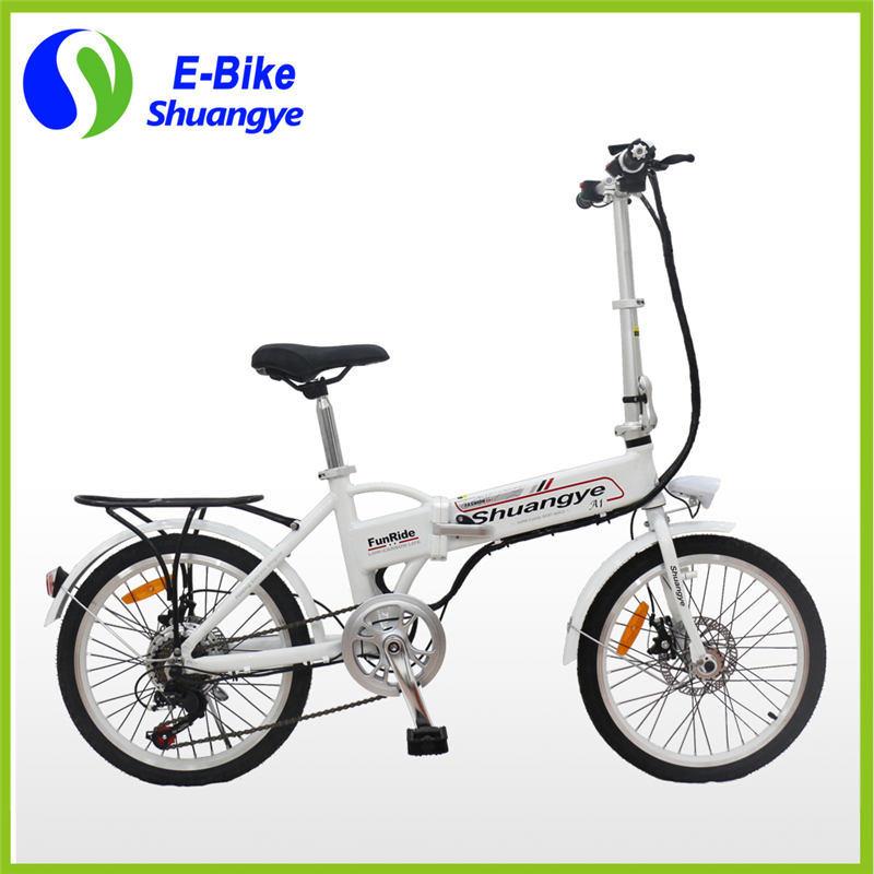 Hot Selling 36V Mini Folding Electric Bike Ebike with Ce En15194