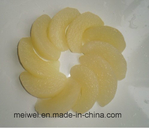 Canned Sliced Snow Pears with Best Quality
